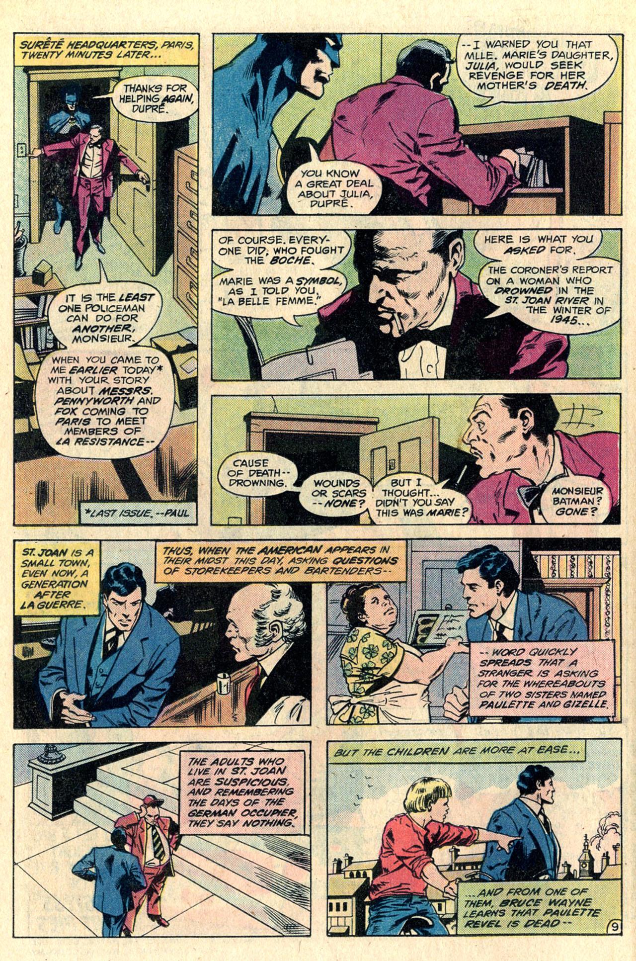 Detective Comics (1937) 502 Page 13