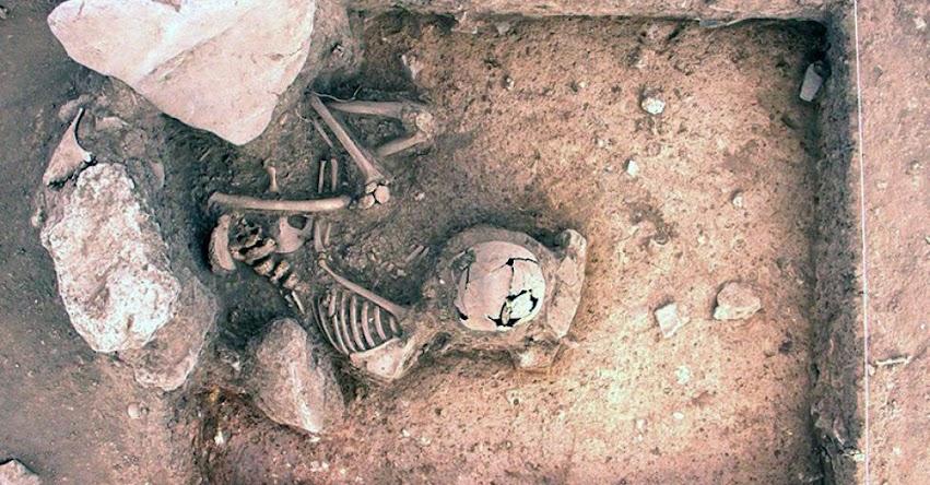 Descubren en Cusco dos entierros humanos de 3.000 años de antigüedad en la zona arqueológica de Marcavalle