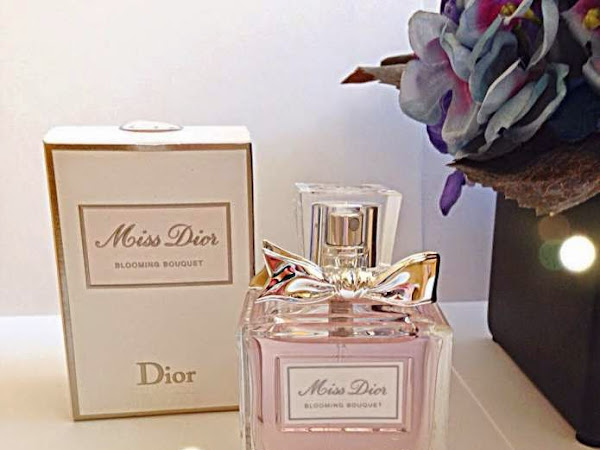 Review : Miss Dior Blooming Bouquet