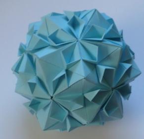 How to Fold an origami cherry blossom « Origami :: WonderHowTo | 281x291