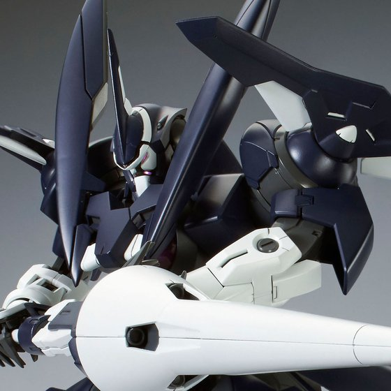 P-Bandai: MG 1/100 GNX-604T Advanced GN-X
