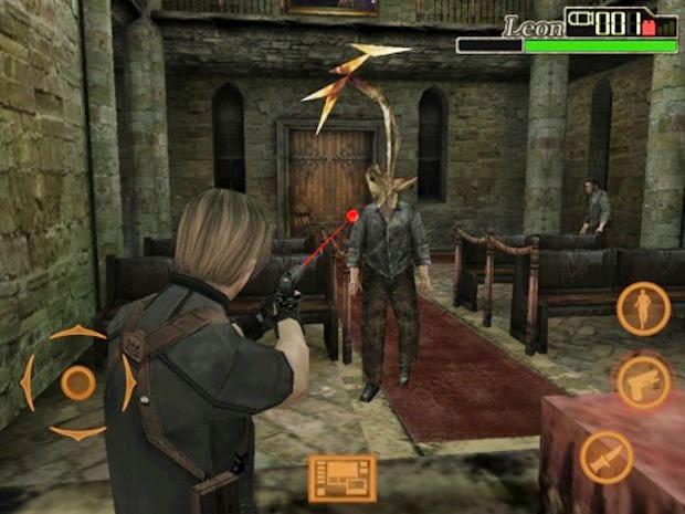 juego de resident evil 4 para descargar gratis