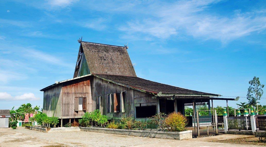 Mengintip Keunikan Rumah Adat Banjar Di Kalimantan Selatan