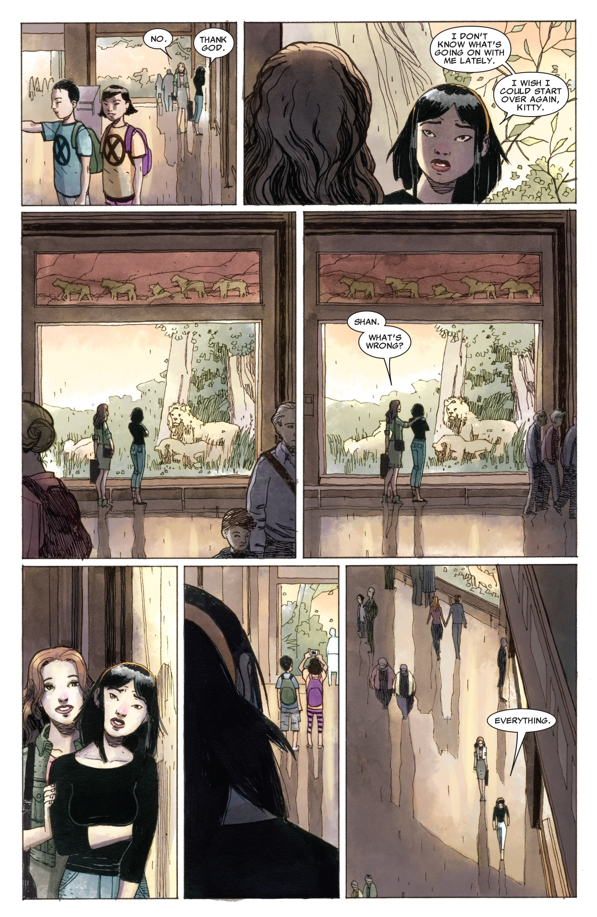 Read online Astonishing X-Men (2004) comic -  Issue #52 - 8