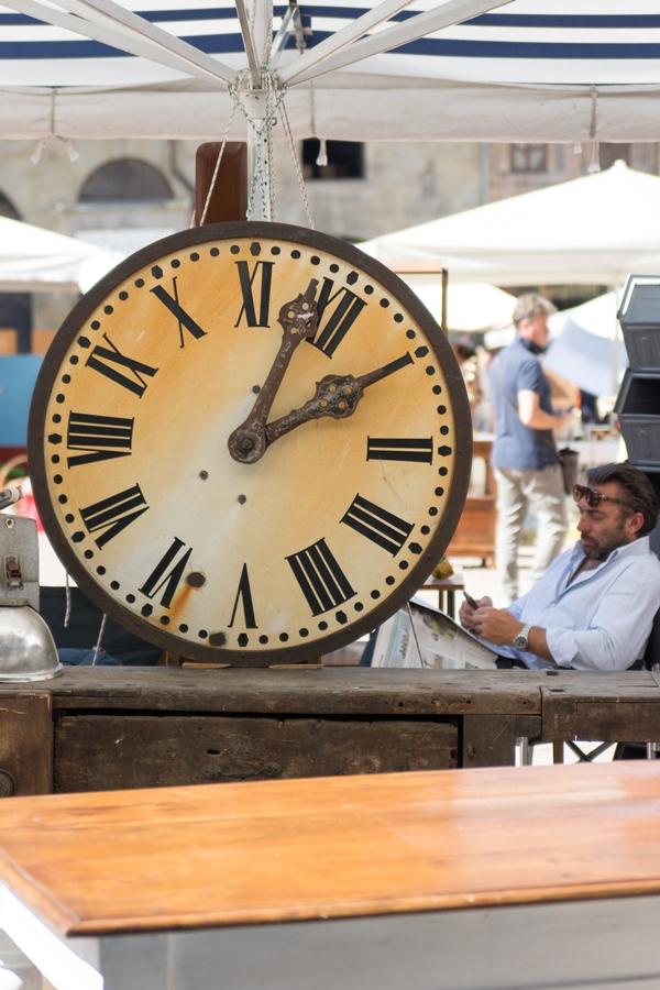 Arezzo Antikmarkt
