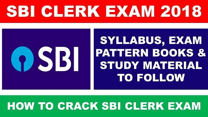 Sbi Clerk Syllabus Pdf 2018