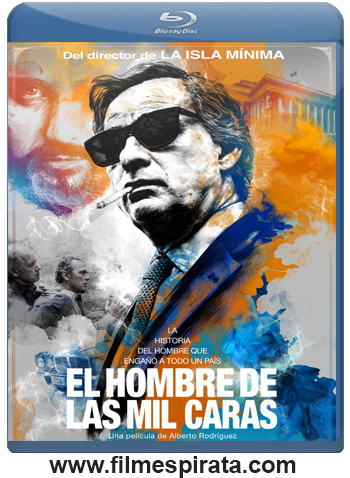 O Homens das Mil Caras Torrent – BluRay Rip 720p e 1080p Dublado (2017)