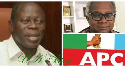 Enugu: Why VON DG, Okechukwu is attacking Oshiomhole – APC