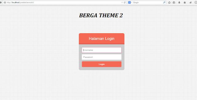 Cara Membuat Tampilan Halaman Login Keren Untuk Website gratis Source Code & Script