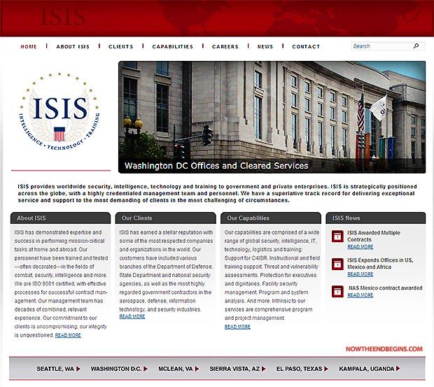 Dstytojas nuovadoje: SIS and ISIS