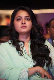 Anushka Stills At Show Time Movie Audio Launch 07.jpg
