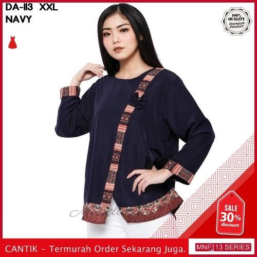 MNF113A110 Atasan Da Wanita 113 Batik List Panjang 2019 BMGShop