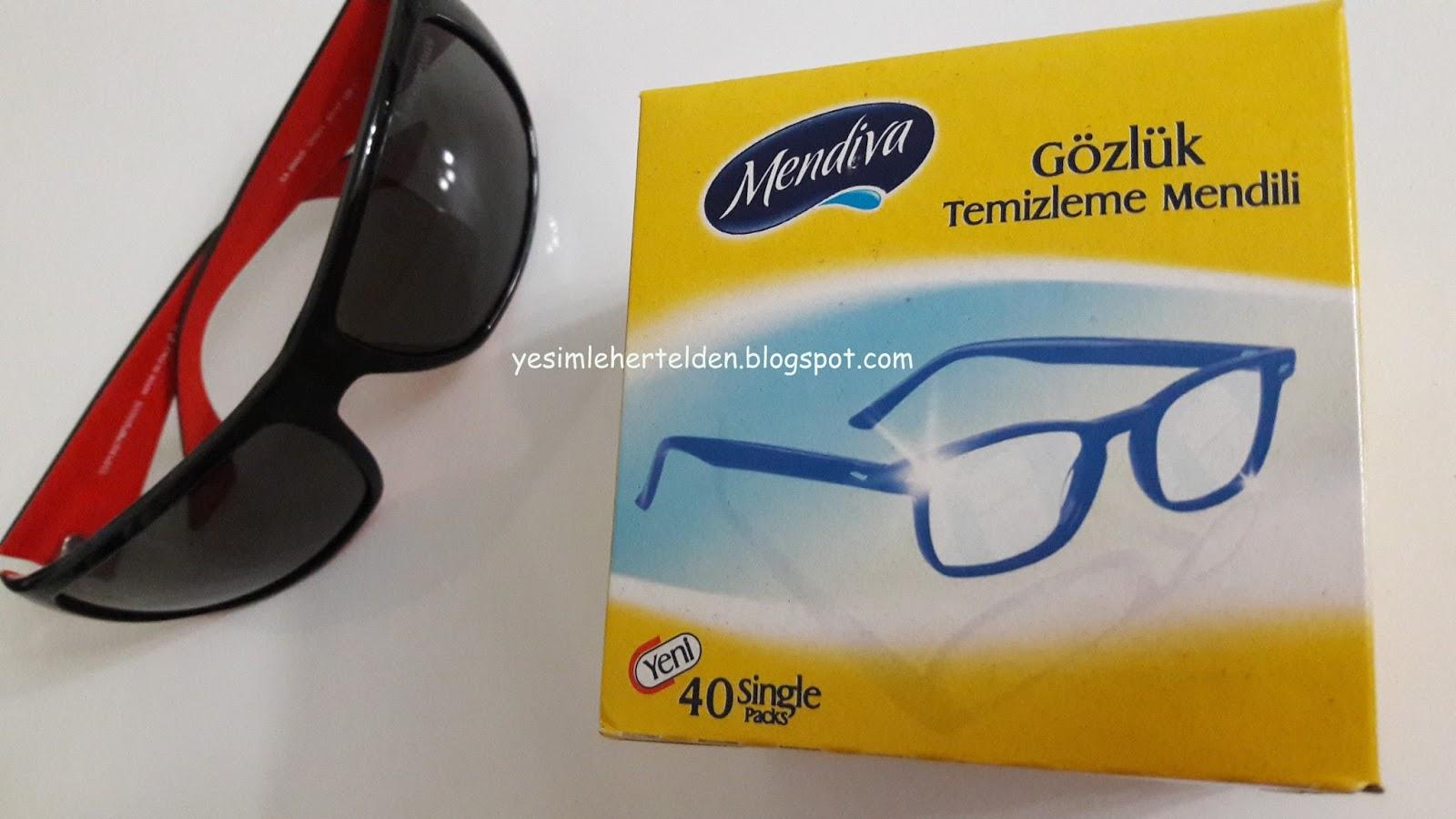 Gözlük Bezi Nasıl Temizlenir