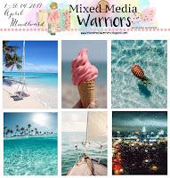 Wyzwanie MMW #15 - April Moodboard | MMW Challenge #15 Kwietniowy Moodboard