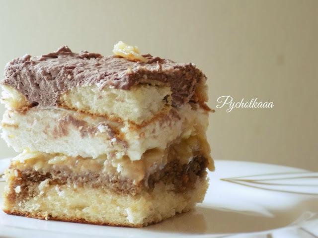 ciasto puszek anastazja