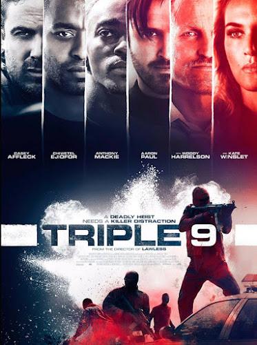 Triple 9 (BRRip 720p Ingles Subtitulada) (2016)