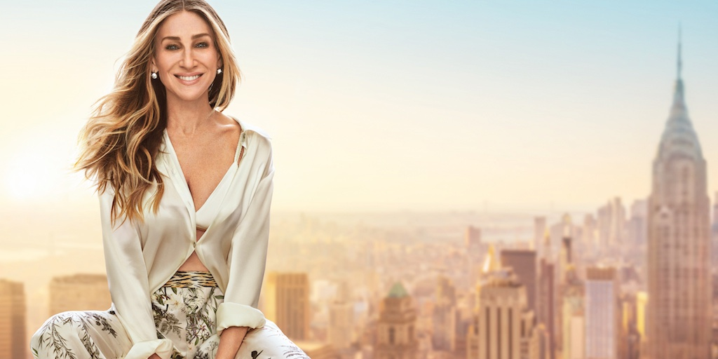 Sarah Jessica Parker stars in Intimissimi spring-summer 2019 campaign