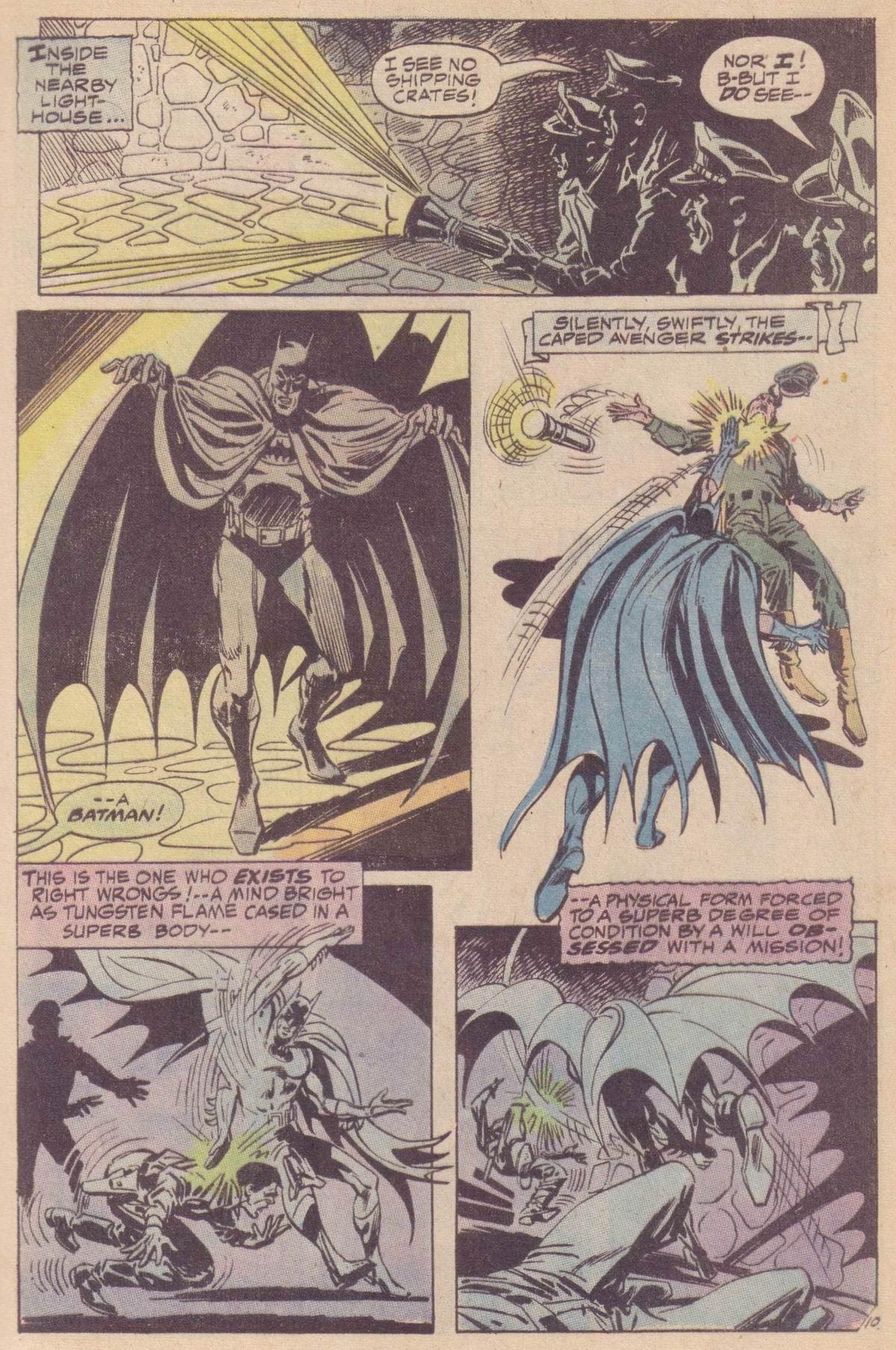 Detective Comics (1937) 414 Page 12