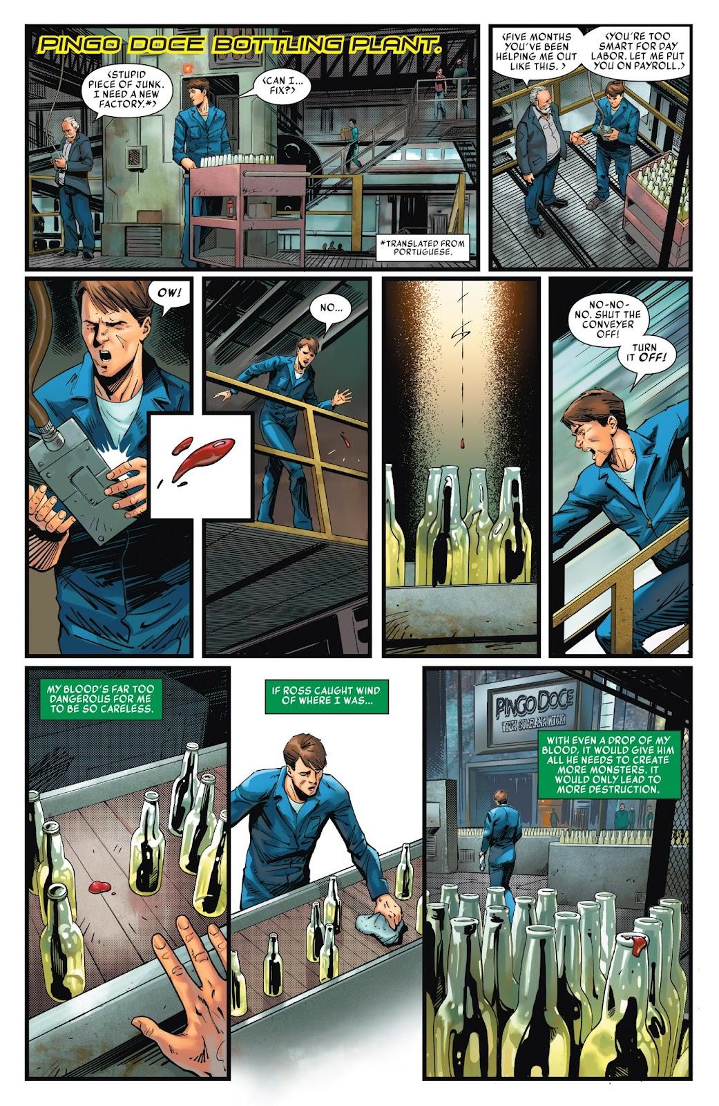 Read online Marvel's Thor: Ragnarok Prelude comic -  Issue #1 - 4