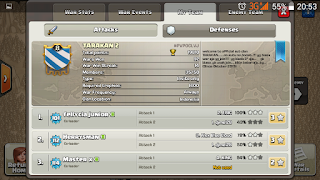 Clan TARAKAN 2 vs BARBER'S CLAN 2, TARAKAN 2 Victory