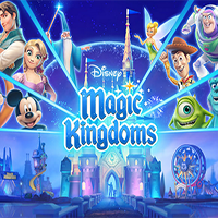 Disney Magic Kindoms