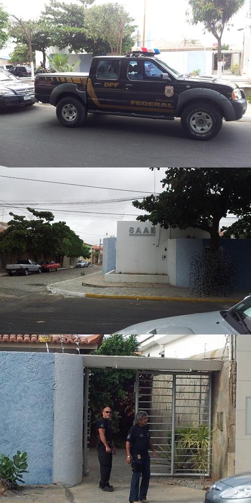 Aqui mora a crítica.: PF FECHA O TEMPO EM JUAZEIRO