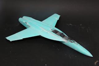 F-18F The idolmaster 1/48