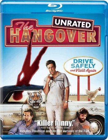 The Hangover (2009) Dual Audio Hindi 720p BluRay 750MB ESubs Movie Download