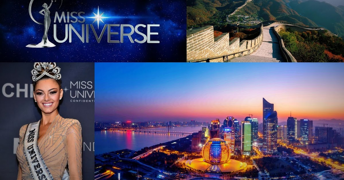 6 Reasons why Miss Universe 2018 might be held in China
