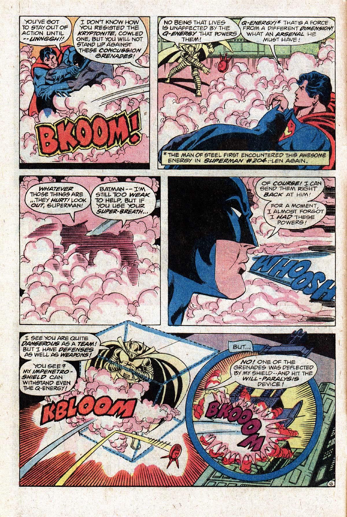 Read online World's Finest Comics comic -  Issue #274 - 8