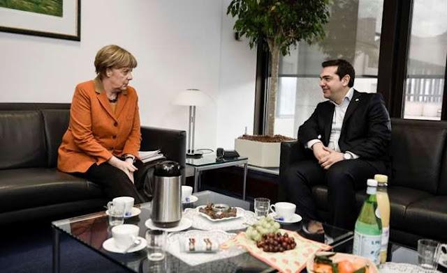 Τσίπρας: Η Αθήνα έτοιμη για συμφωνία με τη Μέρκελ στο προσφυγικό