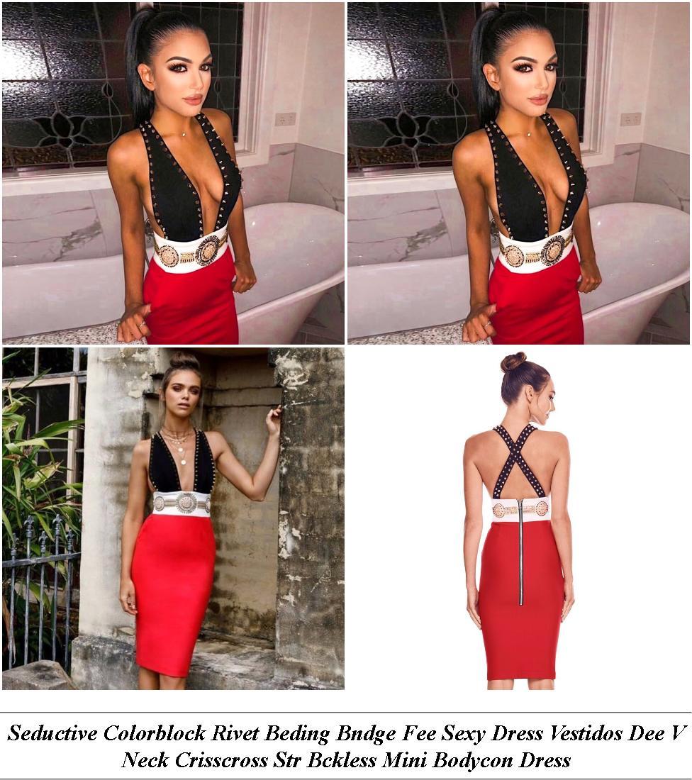Junior Dresses - Topshop Dresses Sale - Long Sleeve Dress - Cheap Name Brand Clothes