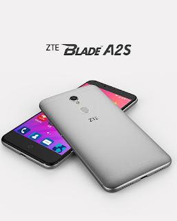 características del nuevo ZTE Blade A2S