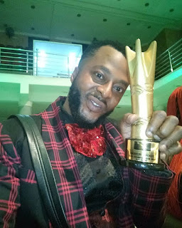 Actor Benson Okonkwo Wins Nollywood Most Fashionable For The 8th Time