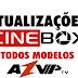 LINHA CINEBOX NOVA FIRMWARE MODELOS X/X2 E PLUS  - 03/06/2018