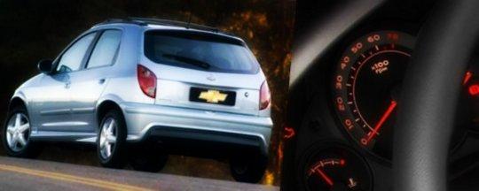 0 Celta 2010 da GM Chevrolet tem bom design, é econômico e confortável.