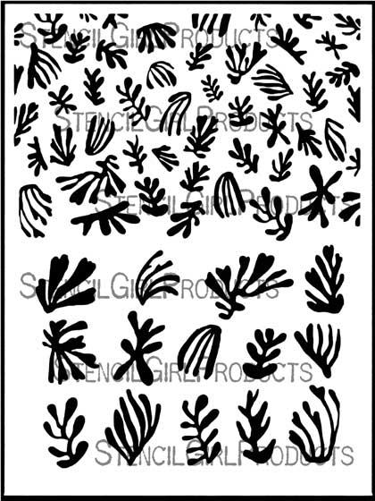 stencilgirl talk  play with carolyn dube u0026 39 s 7 new stencils