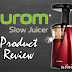 Our First Juicer | Hurom HA Series Review