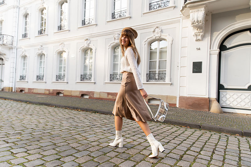 best parisian outfit idea chic fall outfit idea