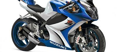 Suzuki GSX-R1000 Profile HD Image