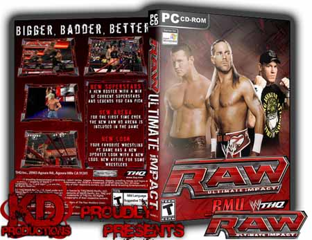 Ultimate raw download wwe 2011 impact pc free for