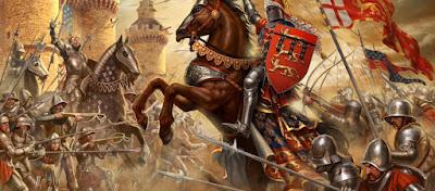 Η εποχή του Μεσαίωνα μέσα από τους θρύλους του Μάγου Μέρλιν, του Εξκάλιμπερ και του βασιλέα Ιωάννη