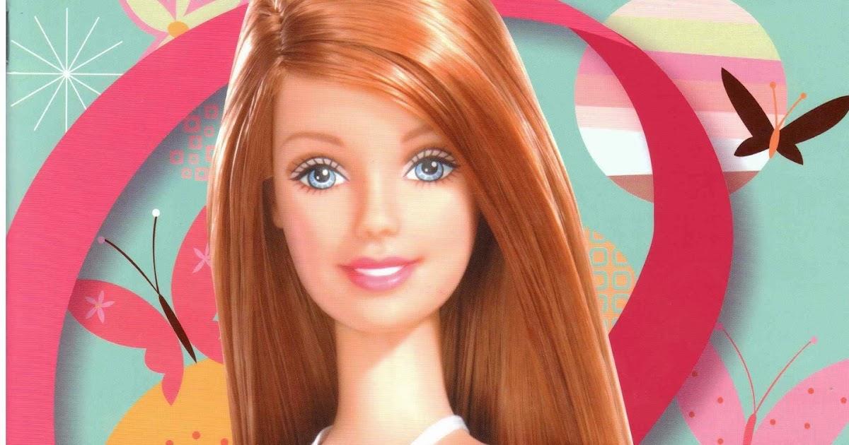 Barbie Crochê Miniaturas Artesanato E Coisas Mais: Boneca