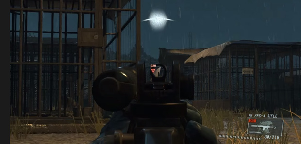 Metal Gear Solid V Ground Zeroes - First Person Mod Released