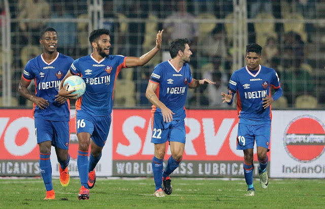 Hero ISL: Tavora's goal seals FC Goa's victory