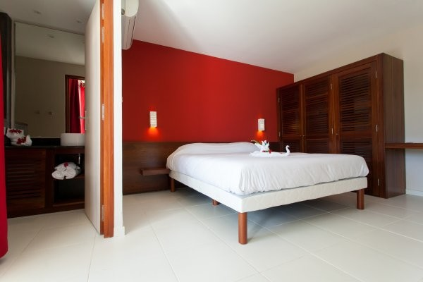Chambre Karibéa Hôtel Sainte Luce