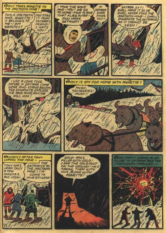 Read online Action Comics (1938) comic -  Issue #26 - 60