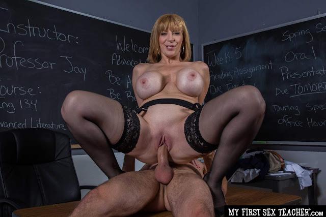 Sara Jay Milf Sex Teacherteacher Ass PornPaw 1