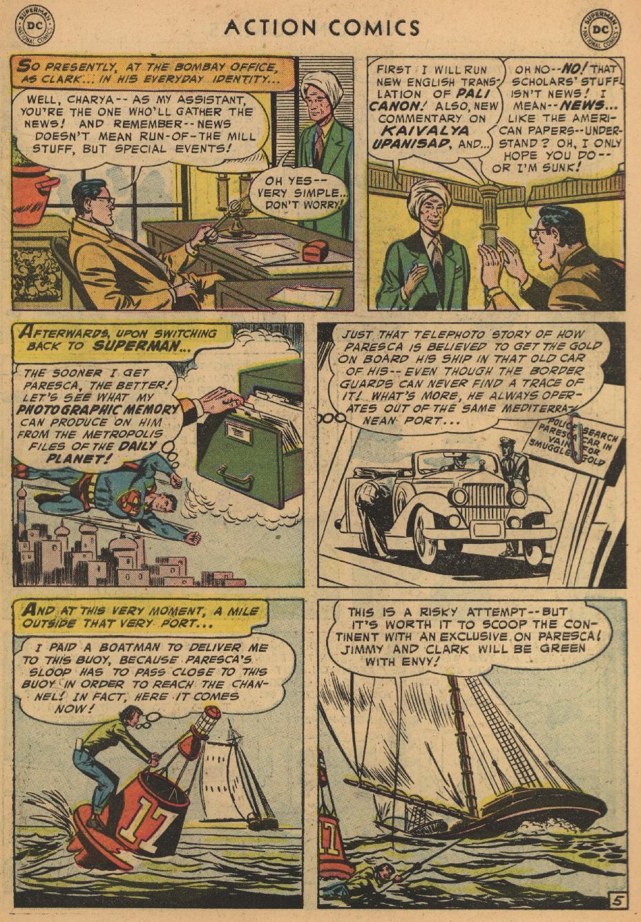 Action Comics (1938) 203 Page 6