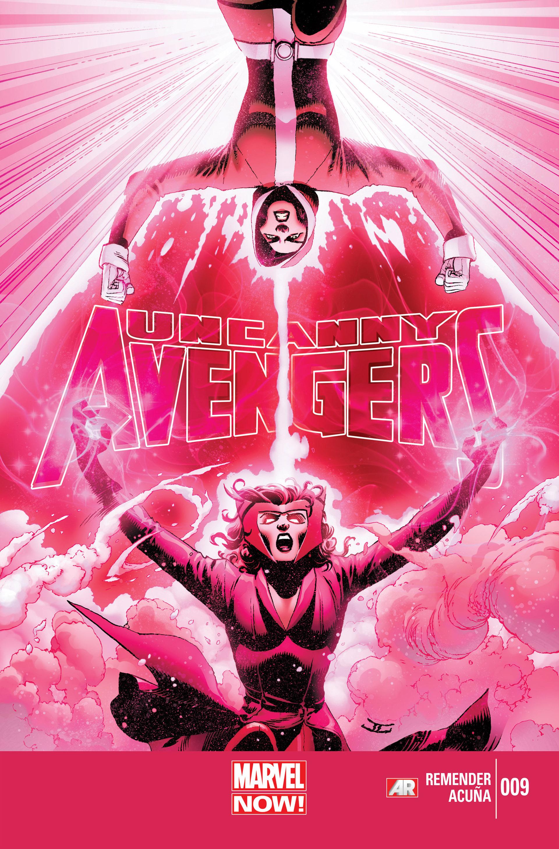 Read online Uncanny Avengers (2012) comic -  Issue #9 - 1